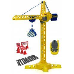 Radiostyrd Lyftkran Silverlit Tooko Crane Set