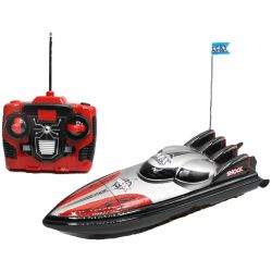 Radiostyrd Båt Shock 12 km/h - 27 Mhz