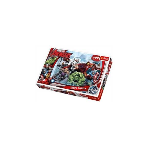 The Avengers 100b