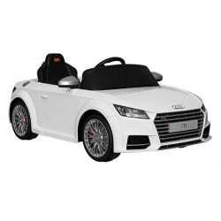 Audi TTS Roadster Elbil Vit