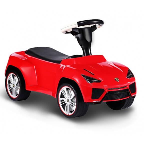 Lamborghini Urus Sparkbil, Röd