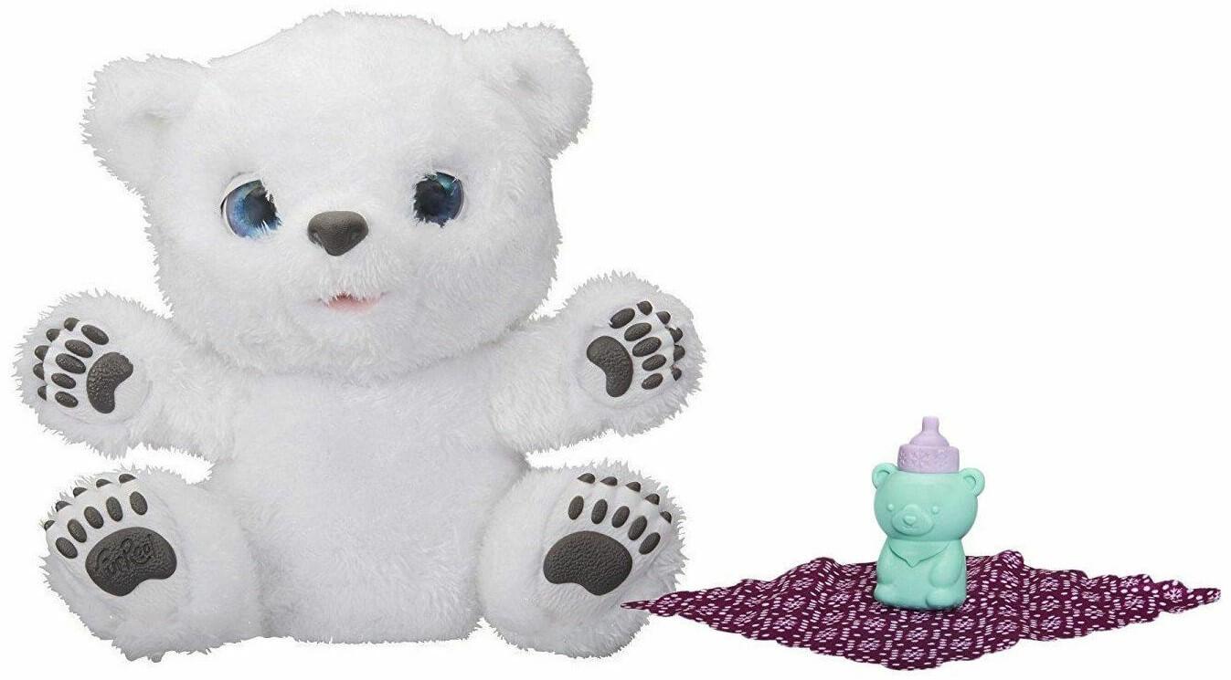 FurReal Polar Bear Snifflin Sawyer Interaktiv