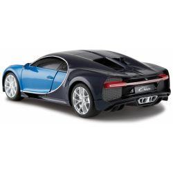 Radiostyrd Bil Bugatti Chiron Blå Jamara 1:24 - 40 MHz