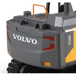 Radiostyrd Volvo Grävmaskin