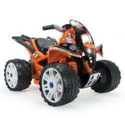 Elfyrhjuling The BEAST 6V