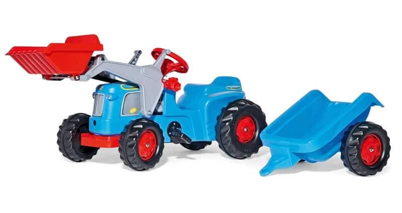 Rolly Toys RollyKiddy Classic Tramptraktor