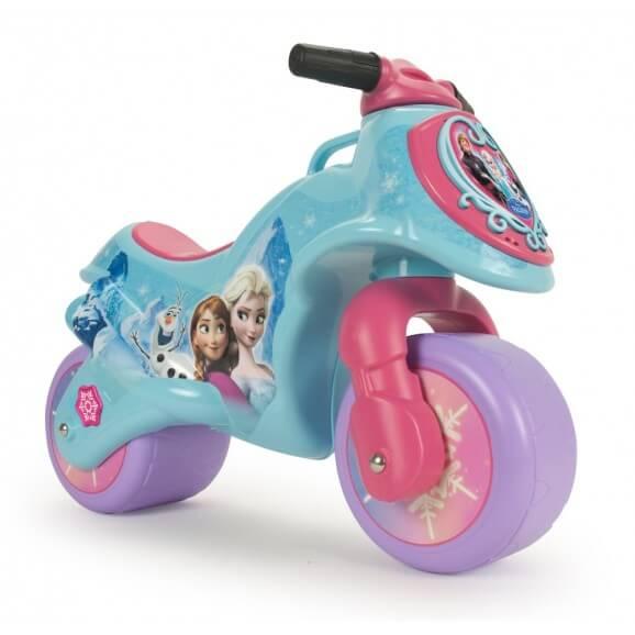 Sparkmotorcykel Frozen