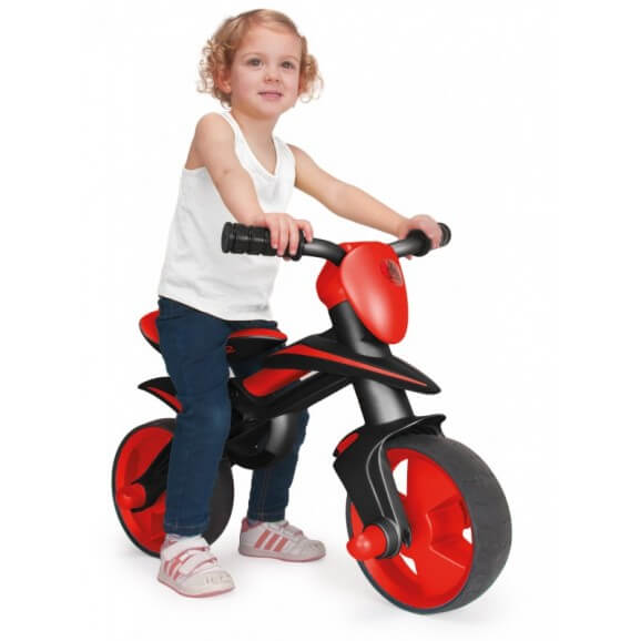 Sparkcykel Bici sin pedales JUMPER BLACK