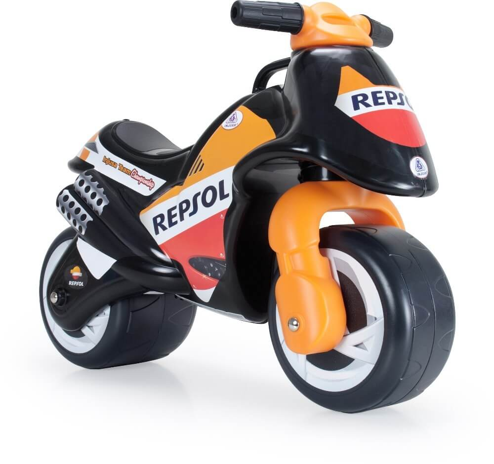 Läs mer om Gåmotorcykel Neox Repsol