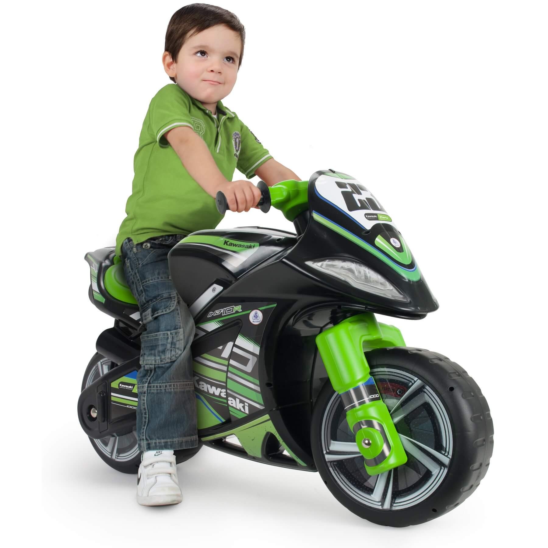 Läs mer om Motorcykel Kawasaki XL