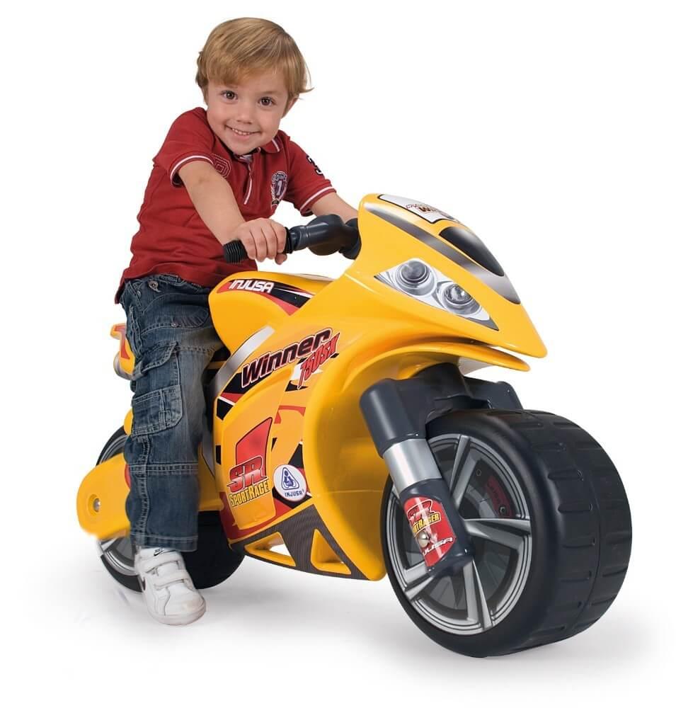 Läs mer om Motorcykel Winner