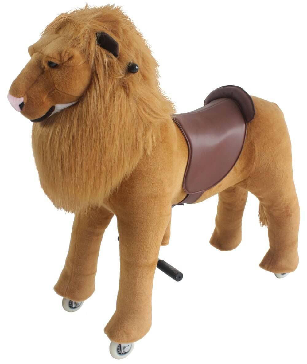Läs mer om Lejon Simba. Höjd 85 cm.