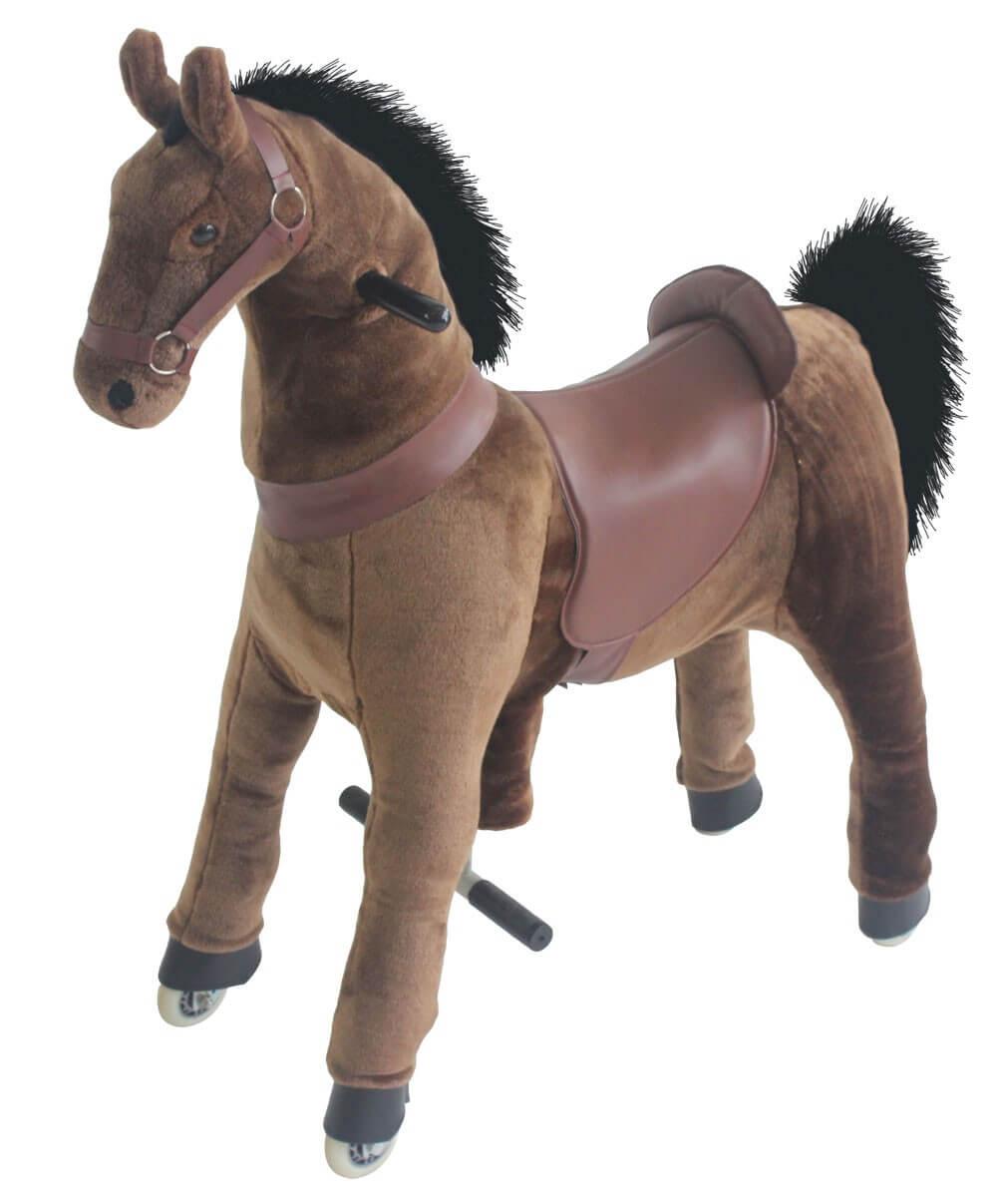 Läs mer om Hästen Spirit. Höjd 100 cm.