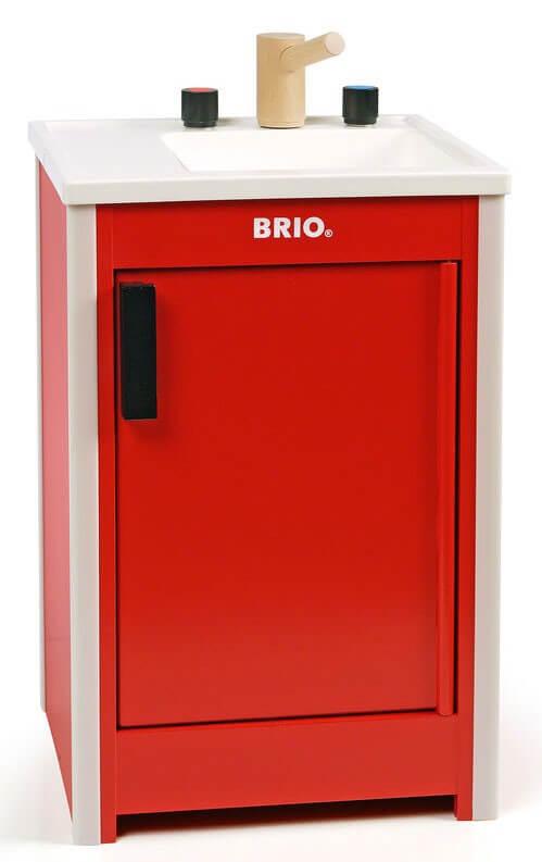 Läs mer om BRIO Leksakskök med diskho