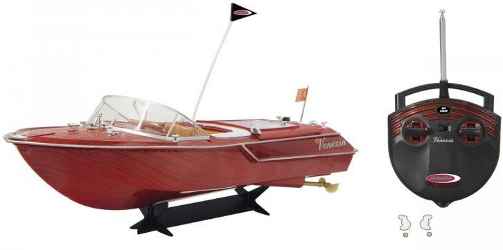 Läs mer om Radiostyrd Båt Venedig