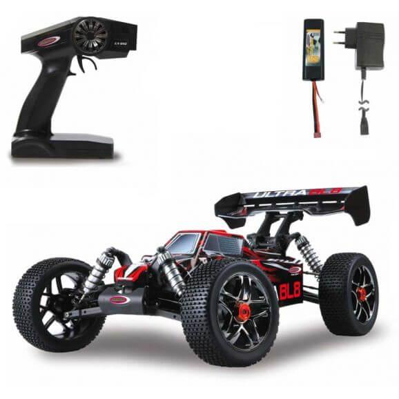 Radiostyrd Bil Ultra BL8 4WD Lipo Jamara 1:8 - 2,4 GHz