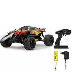 RC Vulcano Monstertruck Jamara 4WD NiMh LED Lampa 1:10 - 2,4 Ghz