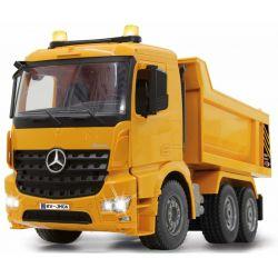 Radiostyrd Lastbil med Tippflak Mercedes Arocs 1:20 - 2,4 GHz