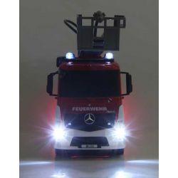 Radiostyrd Brandbil Mercedes Antos 1:20 - 2,4 GHz