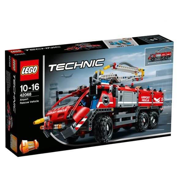 LEGO Technic 42068 Flygplatsbrandbil
