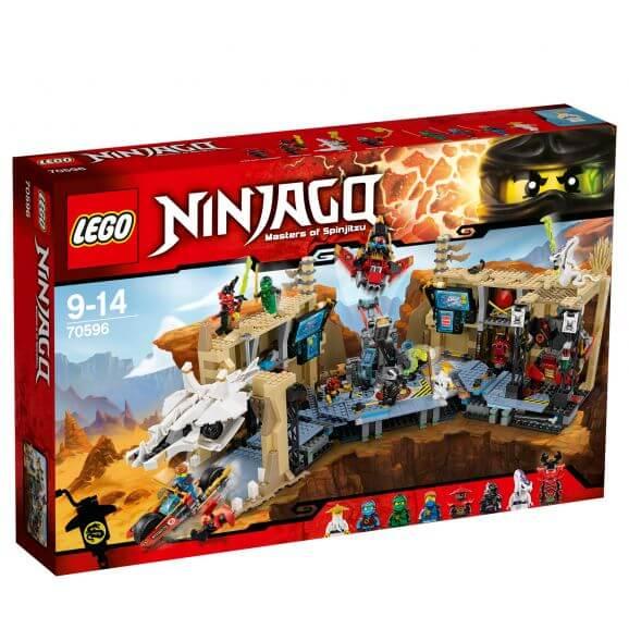 LEGO Ninjago 70596 Samurai X Cave Chaos