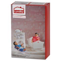 LUNDBY BABYMÖBELSET