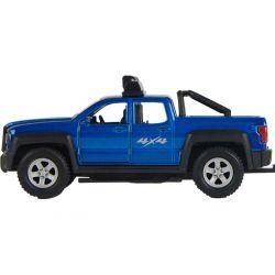 Leksaksbil SUV med ljud och trailer Kids Globe 1:24