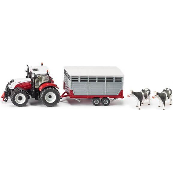 Traktor STEYR CVT 6230 Siku 1:32