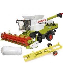 Bruder Claas Lexion 780 Terra Trac Combine Harvester Skördetröska 02119