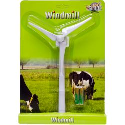 Kids Globe windmill b/o 29 cm including battery
