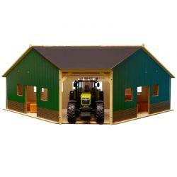 Kids Globe farm corner 1:16