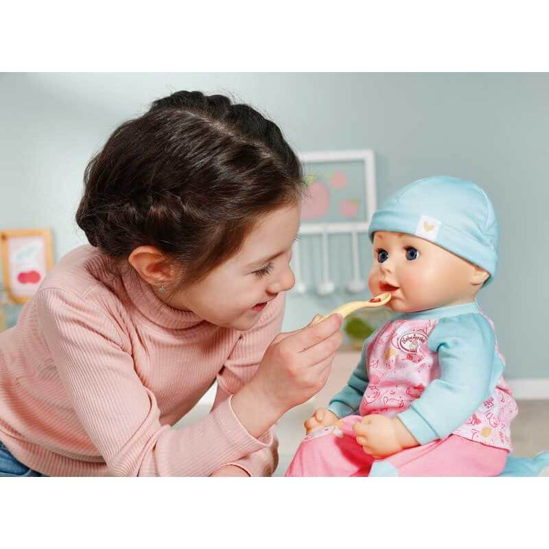 Köp Baby Annabell Docka Interaktiv Lunch Time 43 cm ...