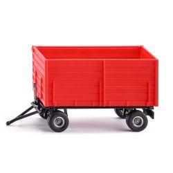 Vagn och trailer Siku. 1:32. Siku