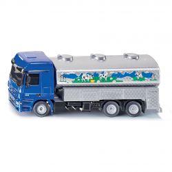 Mjölkbil för att transportra mjölk. Siku. Skala 1:50