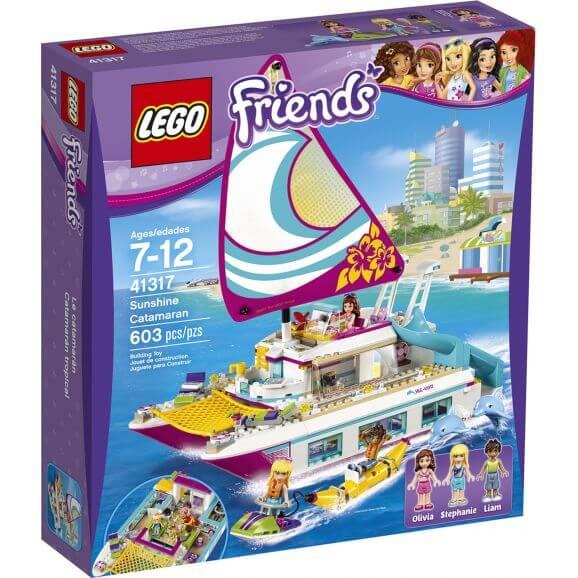 LEGO Friends 41317 Solskenskatamaran