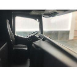Volvo FH16/750 timmerbil Emek. Röd. 1:25
