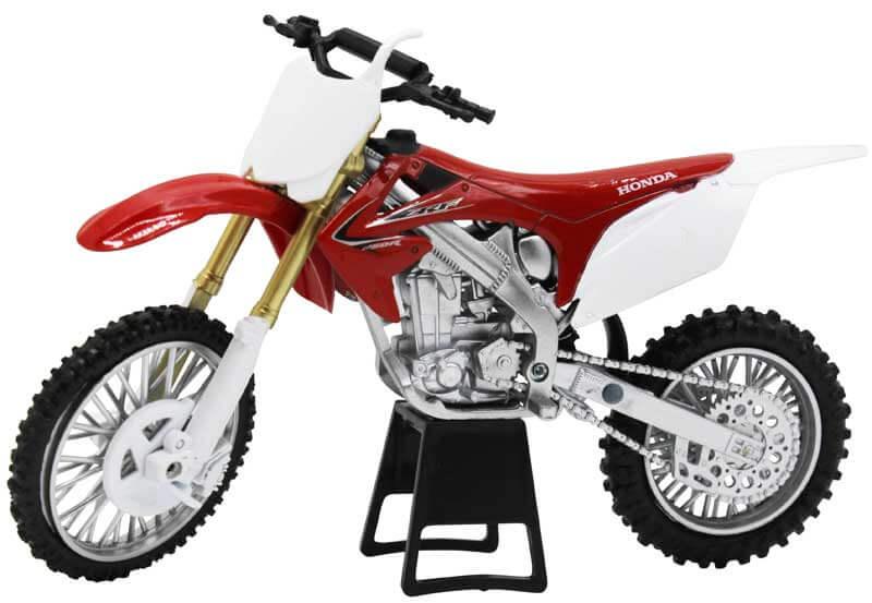 REA-Motorcross Honda CRF250R Lekakscross 1:12-REA