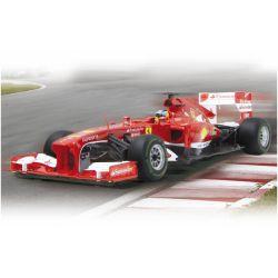 Radiostyrd bil Ferrari F1 i skala 1:18