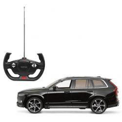 Radiostyrd bil Volvo XC90 Svart 1:14