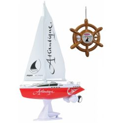 Radiostyrd Segelbåt Atlantic