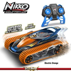 RC Nikko Velocitrax Electric Orange