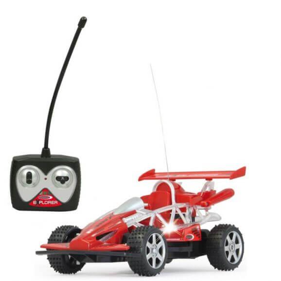 Radiostyrd bil Explorer