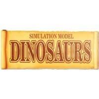 Sim Model Dinosaurs
