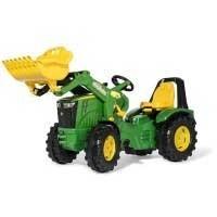 John Deere Tramptraktor Rolly toys