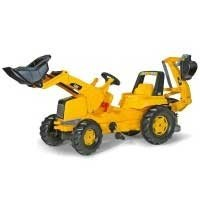 CAT Tramptraktor Rolly Toys