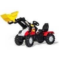 Steyr Tramptraktor Rolly Toys