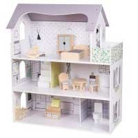 Woodi World Toy Dockhus