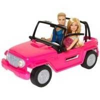 Barbie fordon